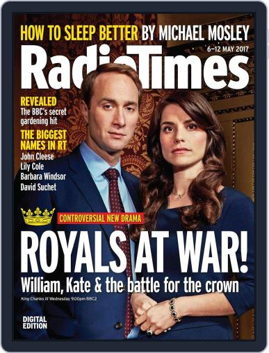 Radio Times May 6th, 2017 Digital Back Issue Cover