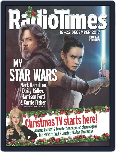 Radio Times December 16th, 2017 Digital Back Issue Cover