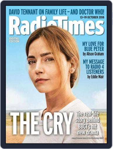 Radio Times October 13th, 2018 Digital Back Issue Cover