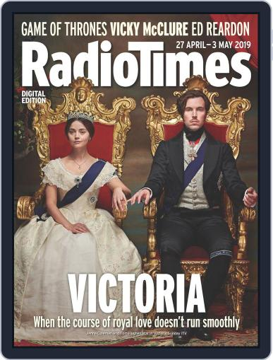Radio Times April 27th, 2019 Digital Back Issue Cover