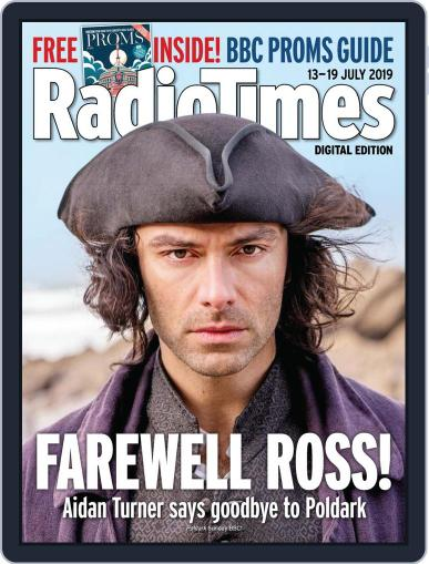 Radio Times July 13th, 2019 Digital Back Issue Cover