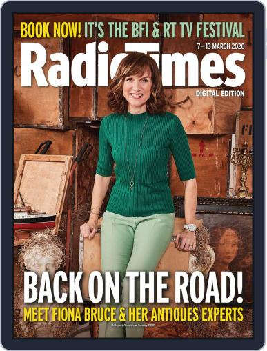 Radio Times March 7th, 2020 Digital Back Issue Cover