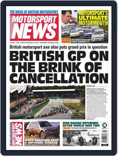 Motorsport News (Digital) April 1st, 2020 Issue Cover