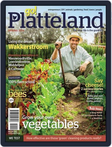 go! Platteland (Digital) August 26th, 2014 Issue Cover