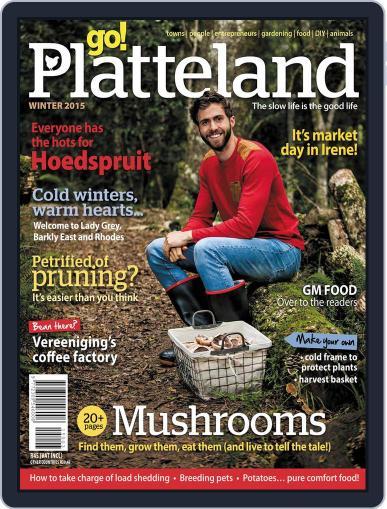 go! Platteland (Digital) May 1st, 2015 Issue Cover