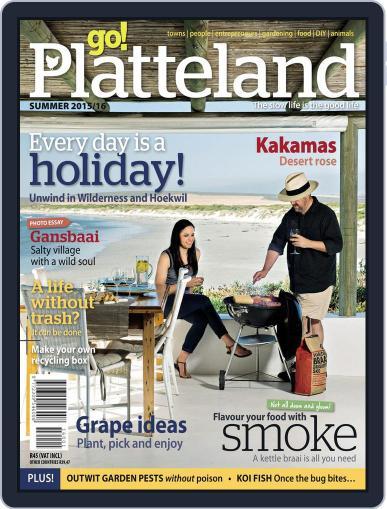 go! Platteland (Digital) November 30th, 2015 Issue Cover