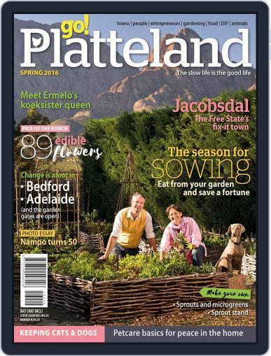 go! Platteland (Digital) August 1st, 2016 Issue Cover