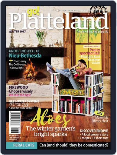 go! Platteland May 12th, 2017 Digital Back Issue Cover