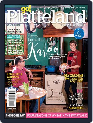 go! Platteland May 9th, 2018 Digital Back Issue Cover