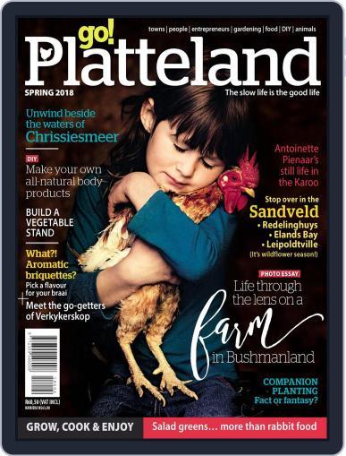 go! Platteland August 7th, 2018 Digital Back Issue Cover