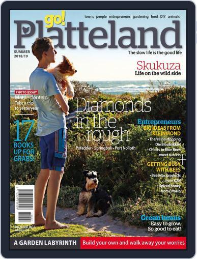 go! Platteland November 14th, 2018 Digital Back Issue Cover