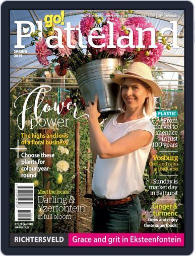 go! Platteland August 9th, 2019 Digital Back Issue Cover