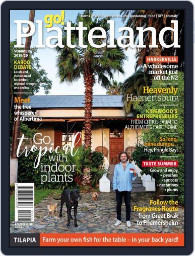 go! Platteland November 8th, 2019 Digital Back Issue Cover