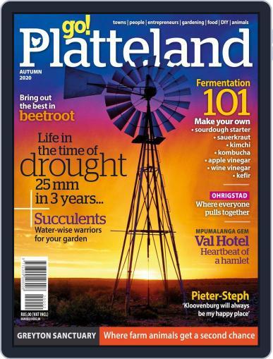 go! Platteland September 1st, 2020 Digital Back Issue Cover