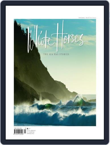 White Horses (Digital) October 1st, 2012 Issue Cover