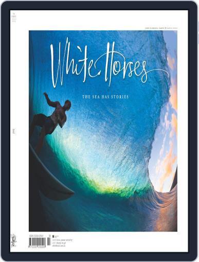 White Horses (Digital) November 6th, 2012 Issue Cover