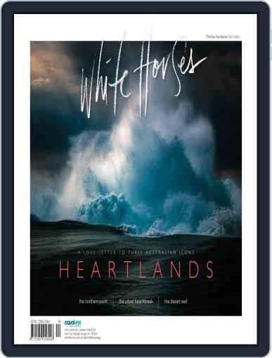 White Horses (Digital) December 1st, 2016 Issue Cover