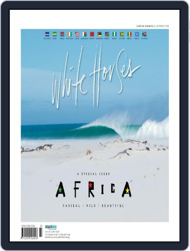 White Horses (Digital) July 1st, 2017 Issue Cover