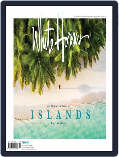 White Horses December 9th, 2019 Digital Back Issue Cover