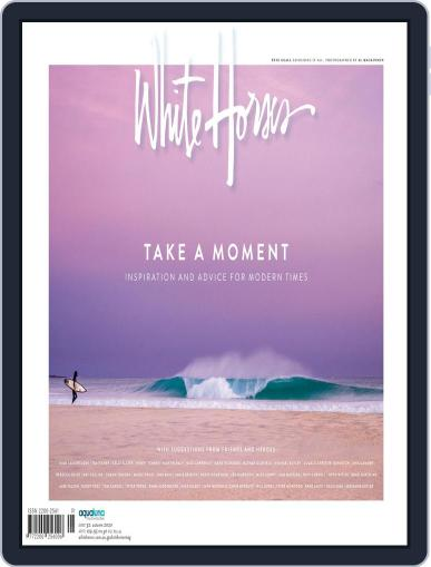 White Horses (Digital) March 22nd, 2020 Issue Cover