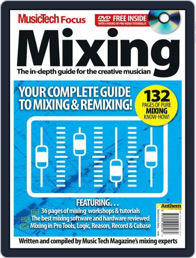 Music Tech Focus (Digital) February 2nd, 2011 Issue Cover