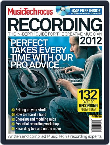 Music Tech Focus July 5th, 2012 Digital Back Issue Cover