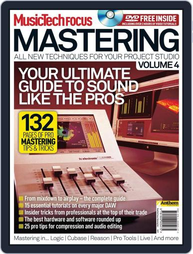 Music Tech Focus December 1st, 2012 Digital Back Issue Cover
