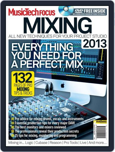 Music Tech Focus (Digital) February 6th, 2013 Issue Cover
