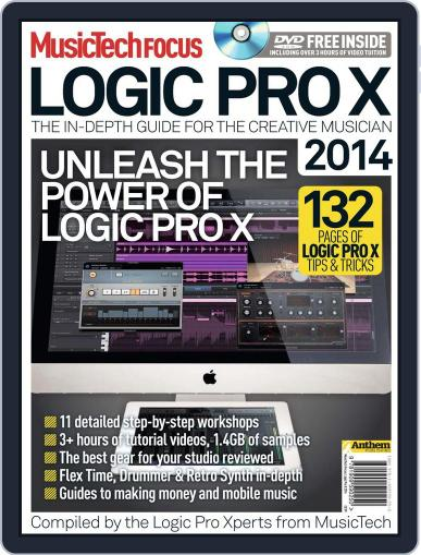 Music Tech Focus (Digital) November 27th, 2013 Issue Cover