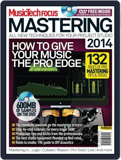 Music Tech Focus (Digital) March 6th, 2014 Issue Cover