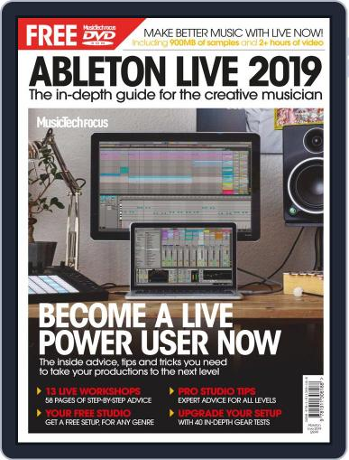 Music Tech Focus March 21st, 2019 Digital Back Issue Cover