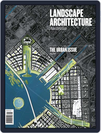 Landscape Architecture Australia (Digital) February 3rd, 2013 Issue Cover