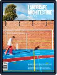 Landscape Architecture Australia (Digital) Subscription February 3rd, 2014 Issue