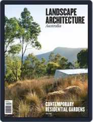 Landscape Architecture Australia (Digital) Subscription April 28th, 2014 Issue