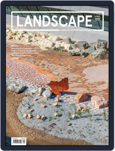 Landscape Architecture Australia (Digital) May 2nd, 2016 Issue Cover