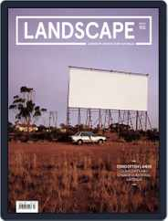 Landscape Architecture Australia (Digital) Subscription August 1st, 2017 Issue