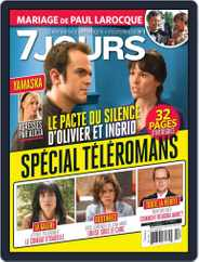 7 Jours (Digital) Subscription August 3rd, 2012 Issue