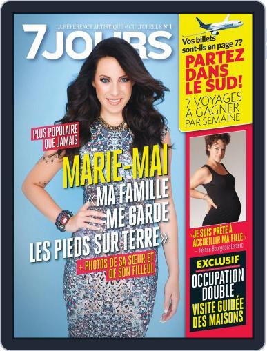 7 Jours (Digital) September 13th, 2012 Issue Cover