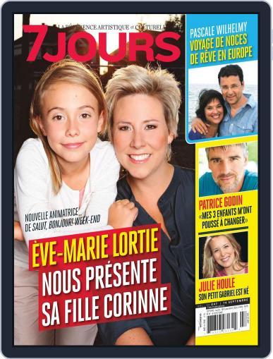 7 Jours (Digital) September 14th, 2012 Issue Cover