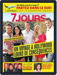 7 Jours (Digital) Subscription September 27th, 2012 Issue