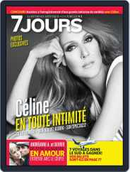 7 Jours (Digital) Subscription October 5th, 2012 Issue