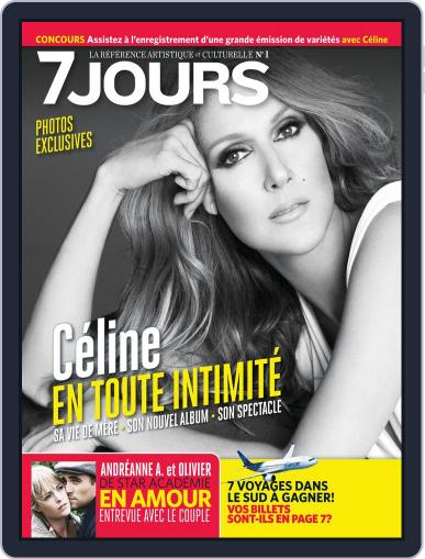 7 Jours (Digital) October 5th, 2012 Issue Cover