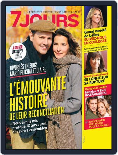7 Jours (Digital) November 1st, 2012 Issue Cover
