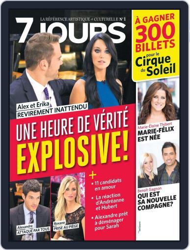 7 Jours November 29th, 2012 Digital Back Issue Cover