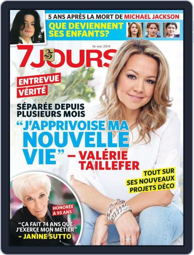 7 Jours May 9th, 2014 Digital Back Issue Cover