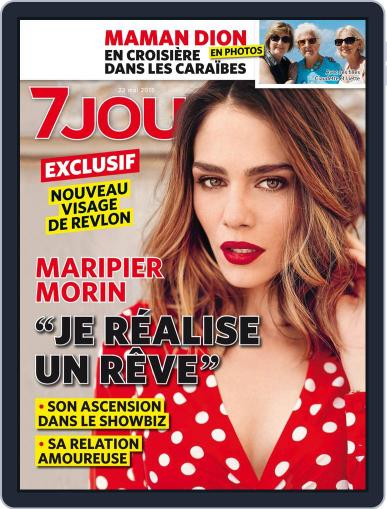 7 Jours (Digital) May 22nd, 2015 Issue Cover