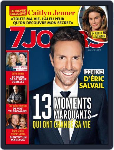 7 Jours September 16th, 2016 Digital Back Issue Cover