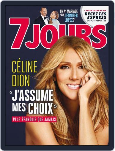 7 Jours (Digital) September 8th, 2017 Issue Cover