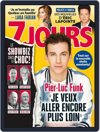7 Jours (Digital) November 3rd, 2017 Issue Cover