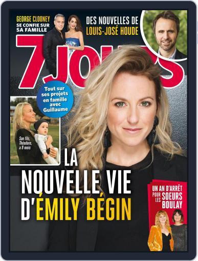 7 Jours November 10th, 2017 Digital Back Issue Cover